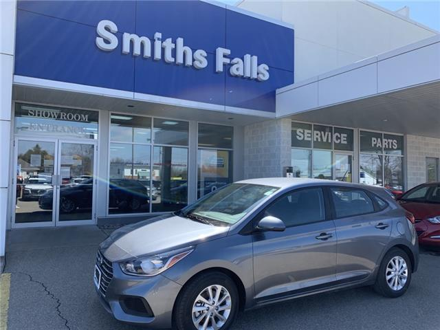 2020 Hyundai Accent Preferred (Stk: 10052) in Smiths Falls - Image 1 of 11