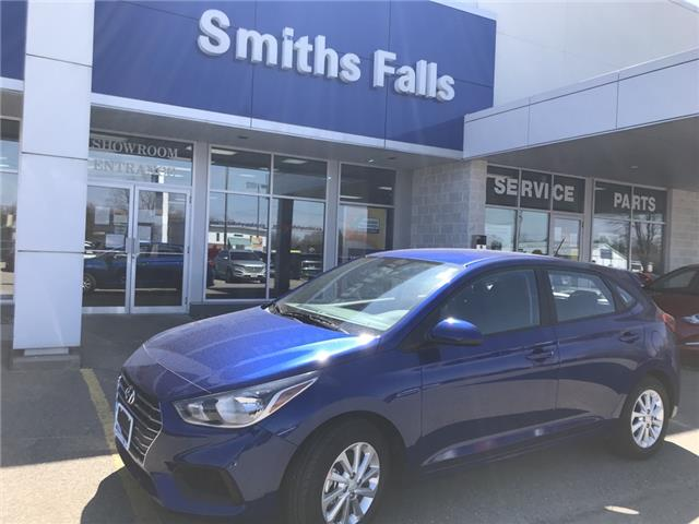 2020 Hyundai Accent Preferred (Stk: 10053) in Smiths Falls - Image 1 of 12