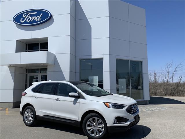 2020 Ford Edge Titanium (Stk: 20192) in Smiths Falls - Image 1 of 1