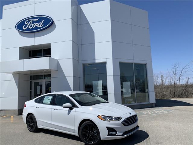 2020 Ford Fusion SE (Stk: 20195) in Smiths Falls - Image 1 of 1