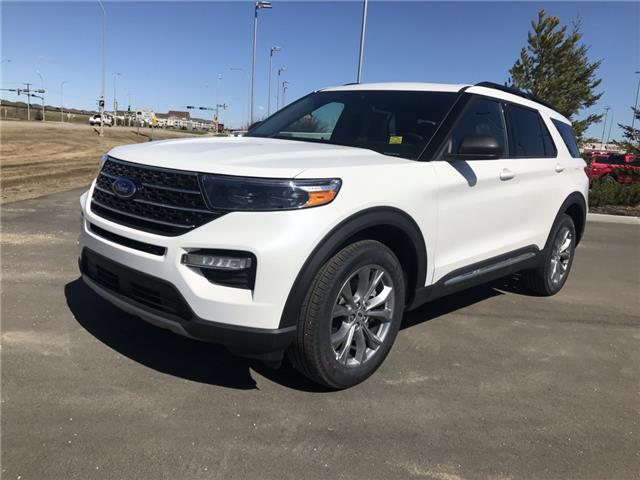 2020 Ford Explorer XLT (Stk: LEX015) in Ft. Saskatchewan - Image 1 of 23