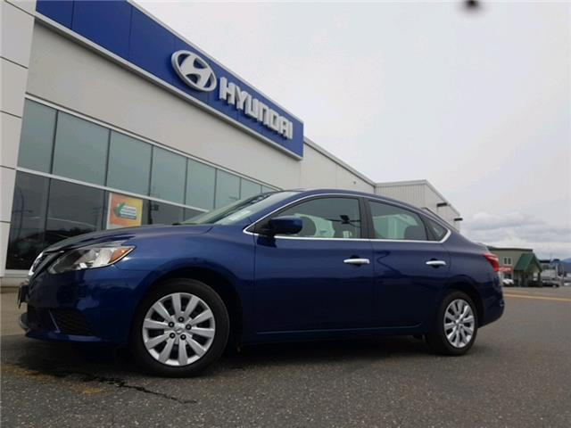 2019 Nissan Sentra 1.8 S (Stk: HA6-6222A) in Chilliwack - Image 1 of 11
