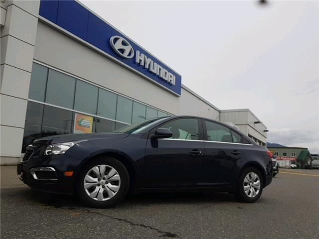 2015 Chevrolet Cruze 1LT (Stk: H20-0024P) in Chilliwack - Image 1 of 10
