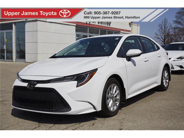 2020 Toyota Corolla LE (Stk: 86537) in Hamilton - Image 1 of 21