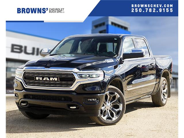 2019 RAM 1500 Limited (Stk: 4456A) in Dawson Creek - Image 1 of 14