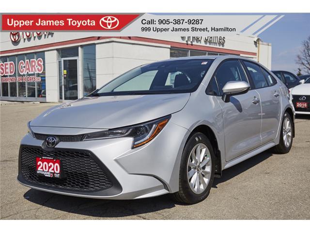 2020 Toyota Corolla LE (Stk: 86539) in Hamilton - Image 1 of 21