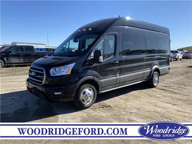 2020 Ford Transit-350 Passenger XLT (Stk: L-158) in Calgary - Image 1 of 6