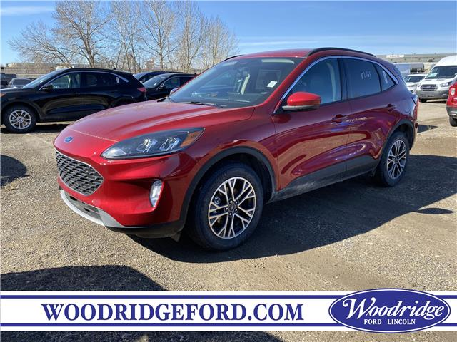 2020 Ford Escape SEL (Stk: L-436) in Calgary - Image 1 of 5
