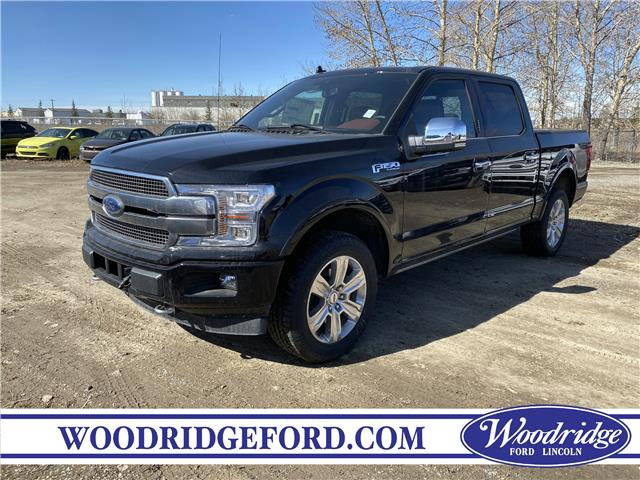 2020 Ford F-150 Platinum (Stk: L-474) in Calgary - Image 1 of 6