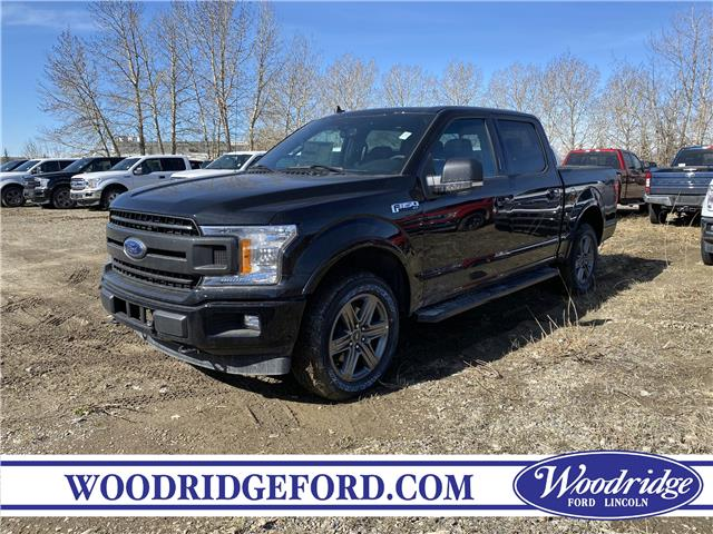 2020 Ford F-150 XLT (Stk: L-571) in Calgary - Image 1 of 6