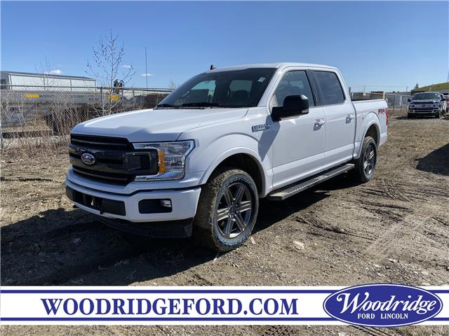 2020 Ford F-150 XLT (Stk: L-572) in Calgary - Image 1 of 6