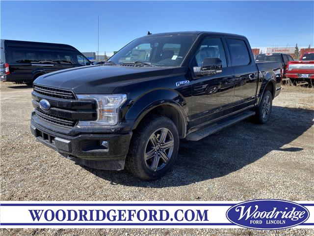 2020 Ford F-150 Lariat (Stk: L-607) in Calgary - Image 1 of 5