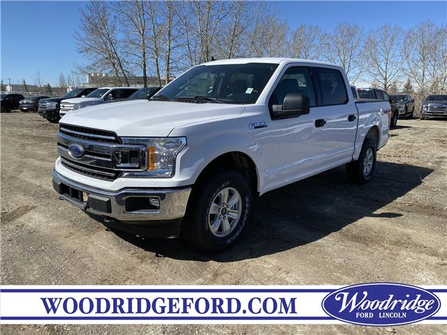 2020 Ford F-150 XLT (Stk: L-615) in Calgary - Image 1 of 5
