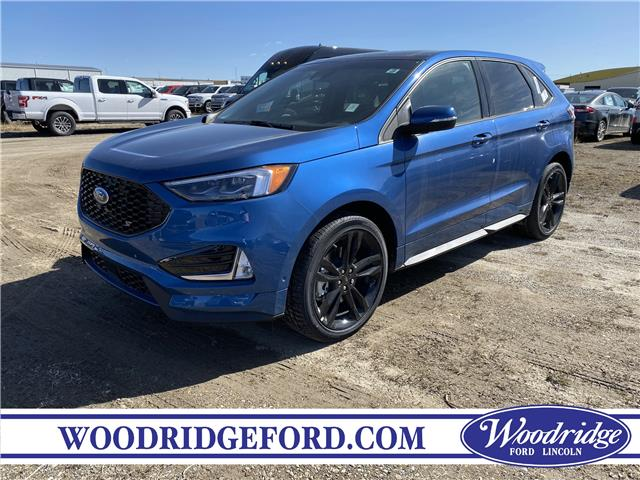 2020 Ford Edge ST (Stk: L-627) in Calgary - Image 1 of 6
