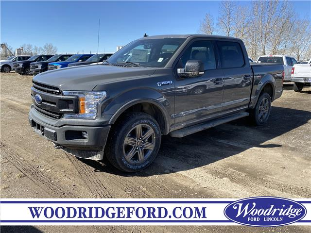 2020 Ford F-150 XLT (Stk: L-820) in Calgary - Image 1 of 6