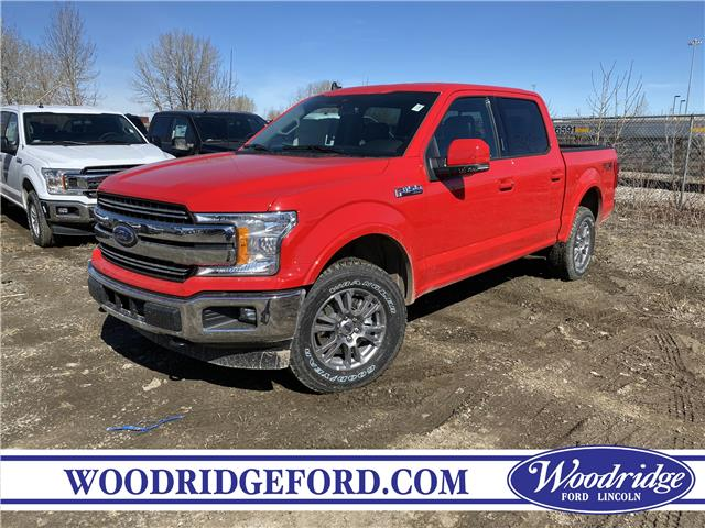 2020 Ford F-150 Lariat (Stk: L-939) in Calgary - Image 1 of 5