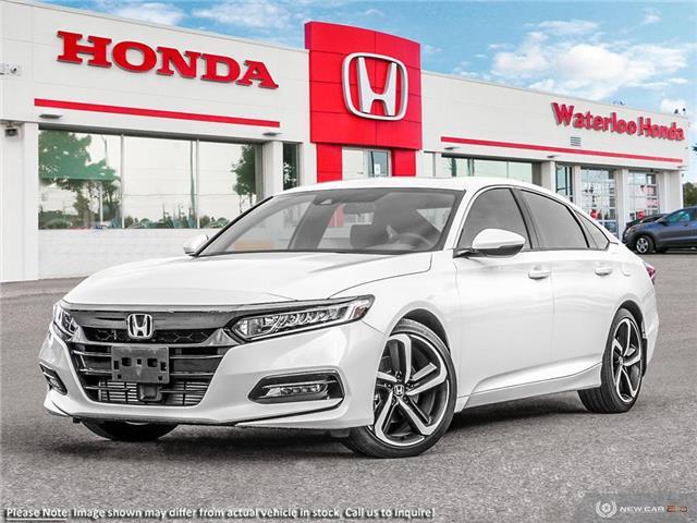 2020 Honda Accord Sport 1.5T (Stk: H6385) in Waterloo - Image 1 of 23