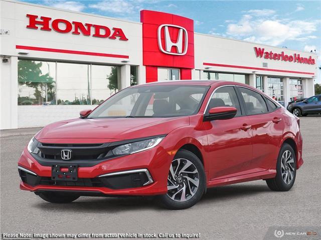 2020 Honda Civic EX (Stk: H6898) in Waterloo - Image 1 of 23