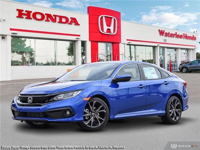 2020 Honda Civic Sport (Stk: H6951) in Waterloo - Image 1 of 23
