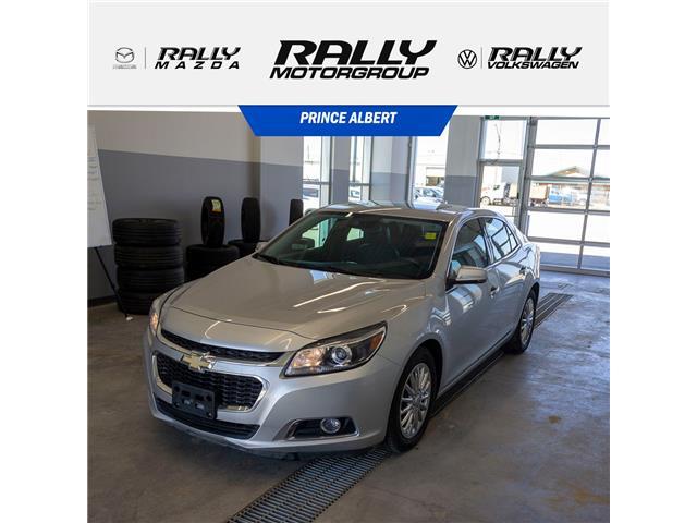 2015 Chevrolet Malibu 2LZ (Stk: V844) in Prince Albert - Image 1 of 17