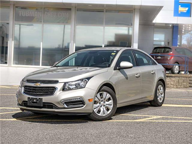 2016 Chevrolet Cruze Limited 1LT (Stk: 200254A) in Ottawa - Image 1 of 22