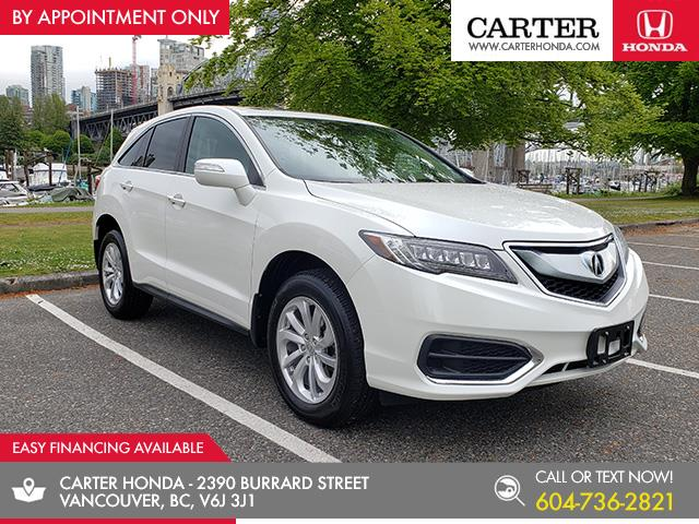 2018 Acura RDX Tech (Stk: B30600) in Vancouver - Image 1 of 26