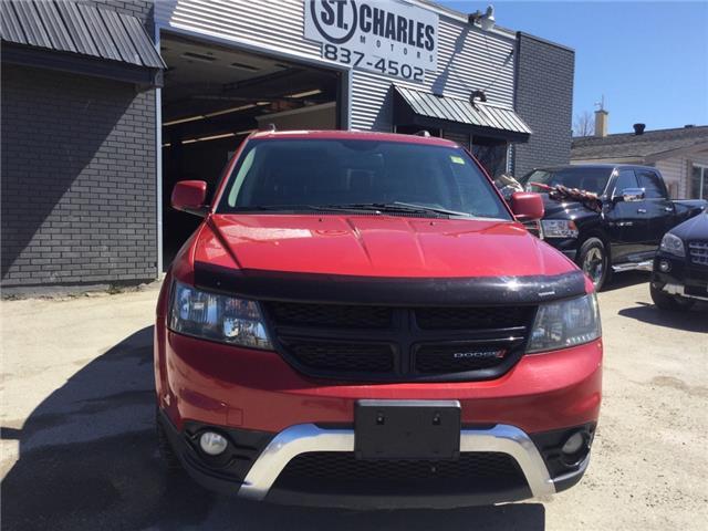 2015 Dodge Journey Crossroad (Stk: ) in Winnipeg - Image 1 of 19