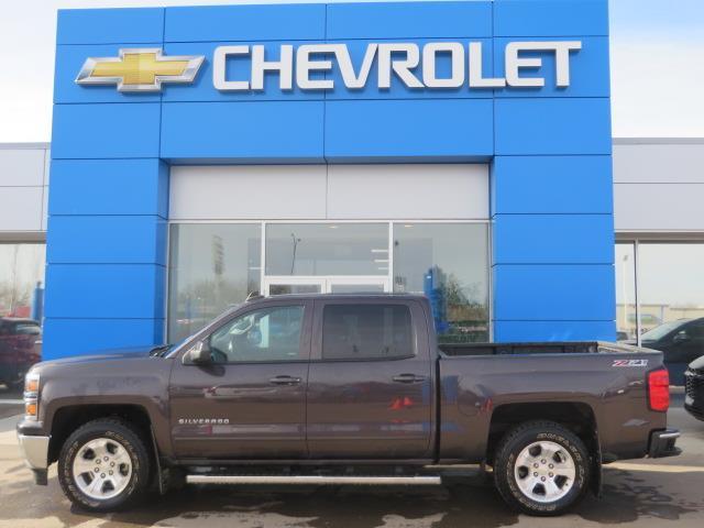 2015 Chevrolet Silverado 1500  (Stk: 46265) in STETTLER - Image 1 of 20