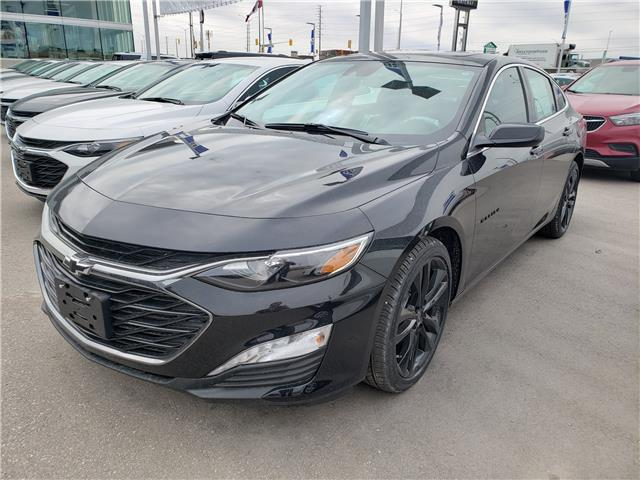 2020 Chevrolet Malibu LT (Stk: 099320) in BRAMPTON - Image 1 of 7