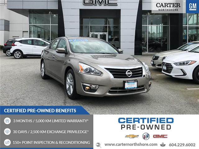 2014 Nissan Altima 2.5 SL (Stk: 973720) in North Vancouver - Image 1 of 29