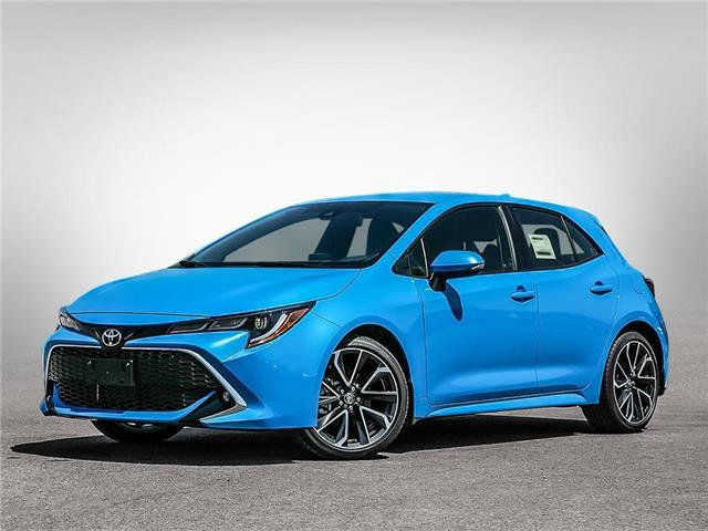 2019 Toyota Corolla Hatchback Base (Stk: N02019) in Goderich - Image 1 of 23