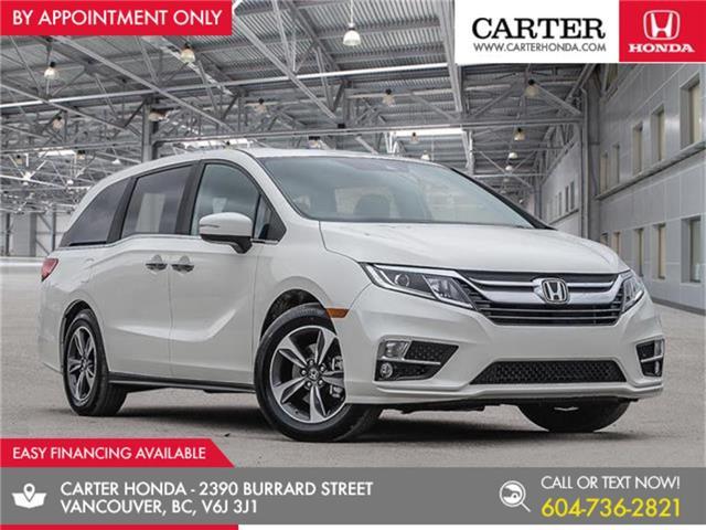 2020 Honda Odyssey EX-L RES (Stk: 8L27470) in Vancouver - Image 1 of 24