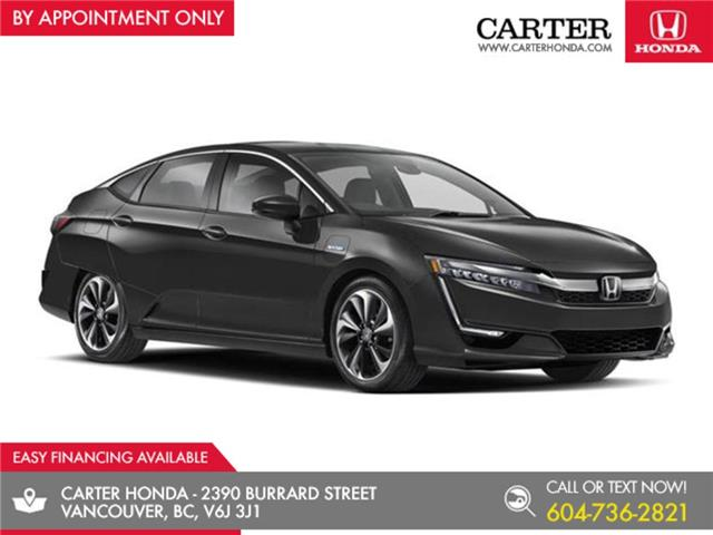 New 2020 Honda Clarity Plug-In Hybrid Touring  - Vancouver - Carter Honda