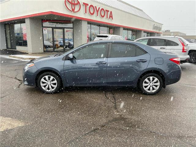 2014 Toyota Corolla  (Stk: 1911572) in Cambridge - Image 1 of 15