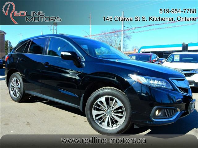 2016 Acura RDX Base (Stk: 5J8TB4) in Kitchener - Image 1 of 25