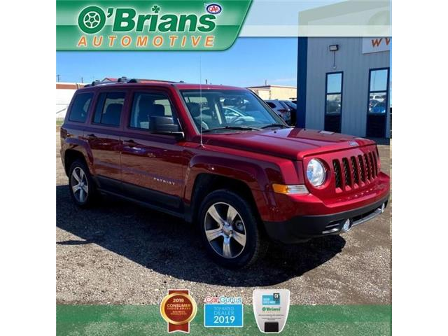 2017 Jeep Patriot Sport/North (Stk: 13448A) in Saskatoon - Image 1 of 16