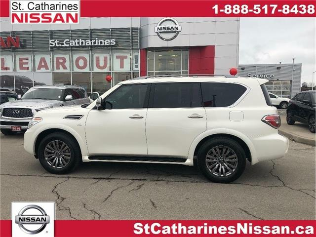 2020 Nissan Armada  (Stk: P2569) in St. Catharines - Image 1 of 25