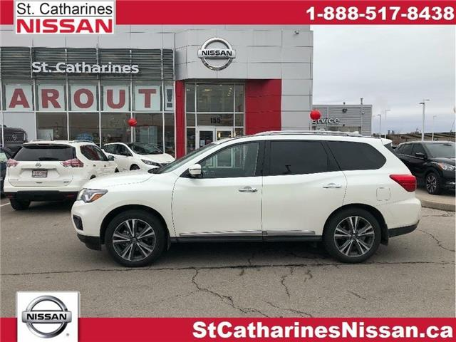 2020 Nissan Pathfinder Platinum (Stk: P2572) in St. Catharines - Image 1 of 26