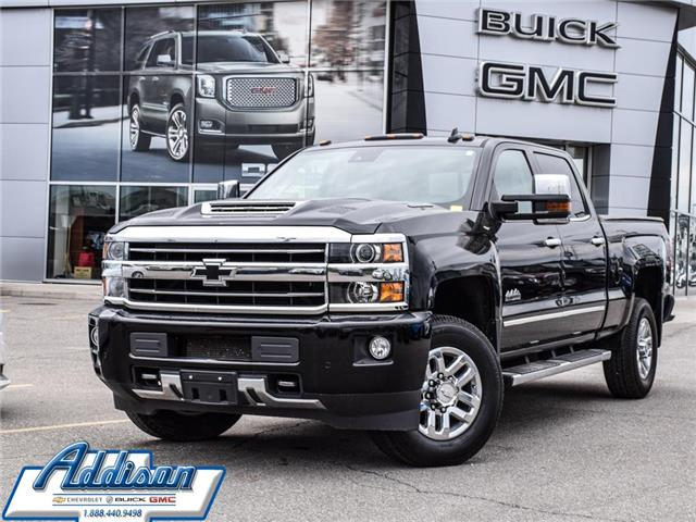 2018 Chevrolet Silverado 3500HD High Country (Stk: U165016) in Mississauga - Image 1 of 29