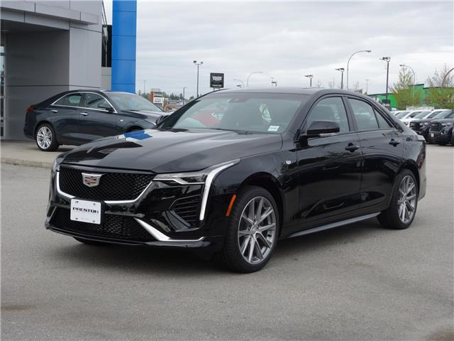 2020 Cadillac CT4 Sport (Stk: 0207970) in Langley City - Image 1 of 6
