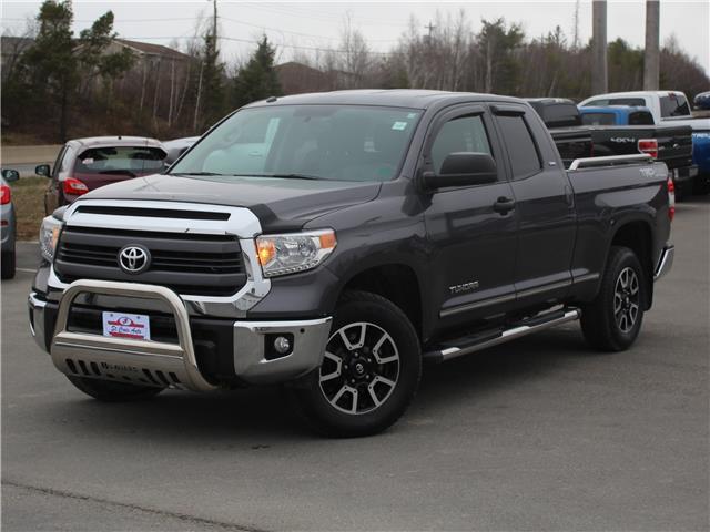 2014 Toyota Tundra SR 4.6L V8 (Stk: S200034A) in Charlottetown - Image 1 of 7