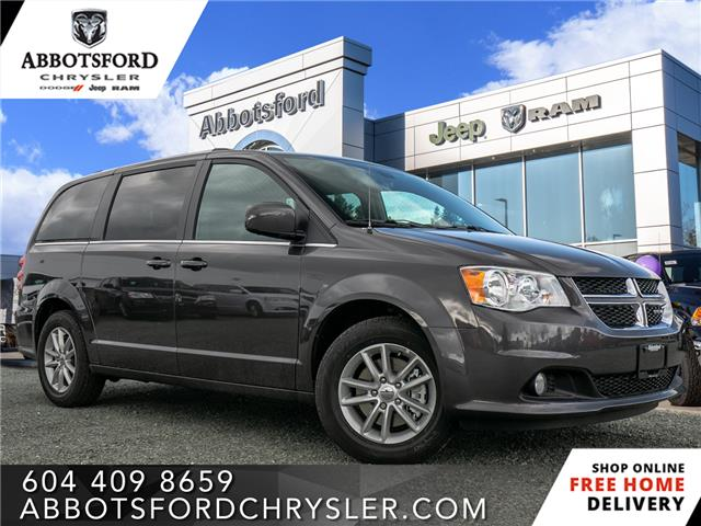 2020 Dodge Grand Caravan Premium Plus (Stk: L181224) in Abbotsford - Image 1 of 24