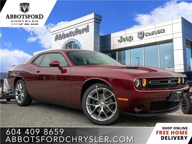 2020 Dodge Challenger SXT (Stk: L120868) in Abbotsford - Image 1 of 24