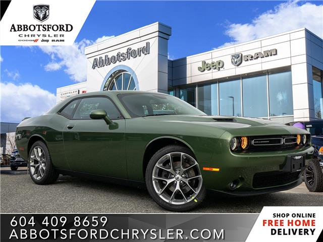2020 Dodge Challenger SXT (Stk: L120870) in Abbotsford - Image 1 of 24