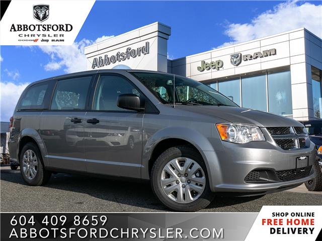 2019 Dodge Grand Caravan 29E Canada Value Package (Stk: K806506) in Abbotsford - Image 1 of 25