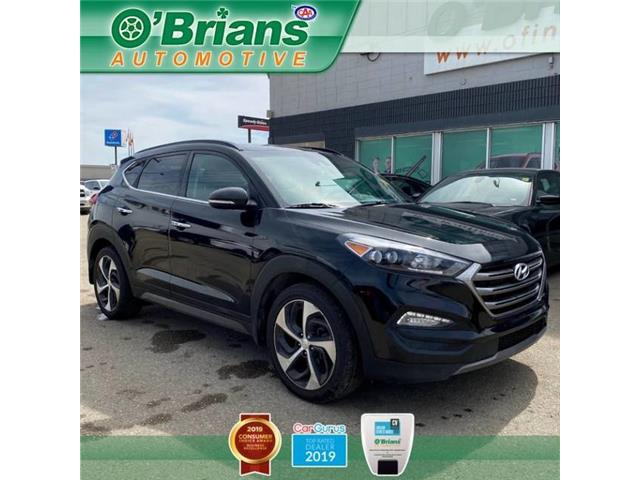 2016 Hyundai Tucson Ultimate (Stk: 13419A) in Saskatoon - Image 1 of 16