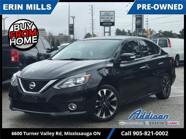 2017 Nissan Sentra 1.6 SR Turbo (Stk: UM206110) in Mississauga - Image 1 of 20