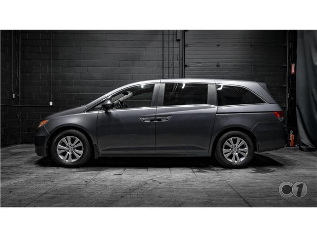 2016 Honda Odyssey EX-L 5FNRL5H66GB500213 CB20-92 in Kingston