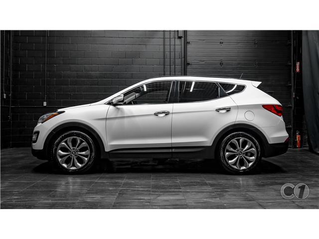 2016 Hyundai Santa Fe Sport 2.0T SE 5XYZUDLA6GG366525 CT19-556 in Kingston