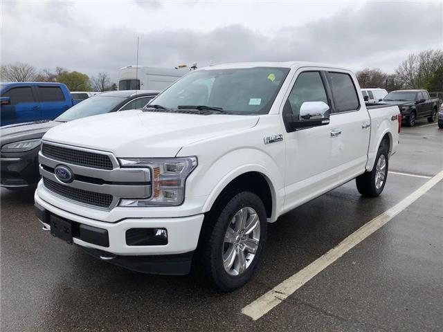 2020 Ford F-150 Platinum (Stk: VFF19418) in Chatham - Image 1 of 5